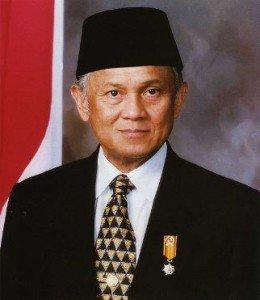 Prof. Dr.-Ing. H. Bacharuddin Jusuf Habibie, FREng