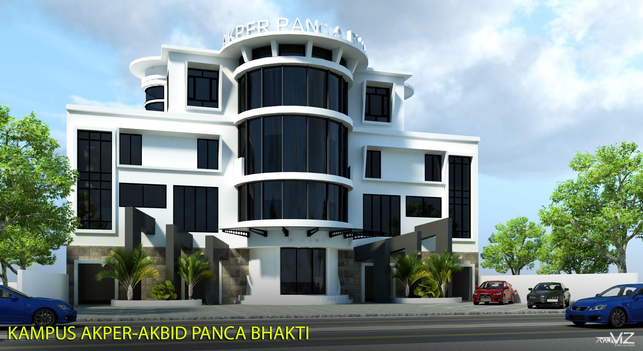Akademi Keperawatan dan Akademi Kebidanan Panca Bhakti Bandar Lampung