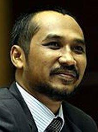 Dr. Abraham Samad, S.H., M.H.