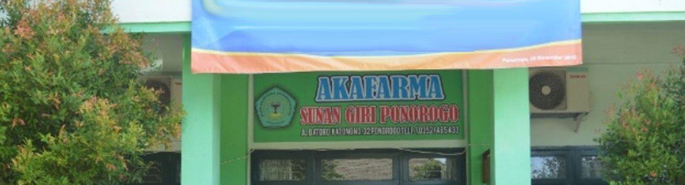 Akademi Analis Farmasi Dan Makanan Sunan Giri