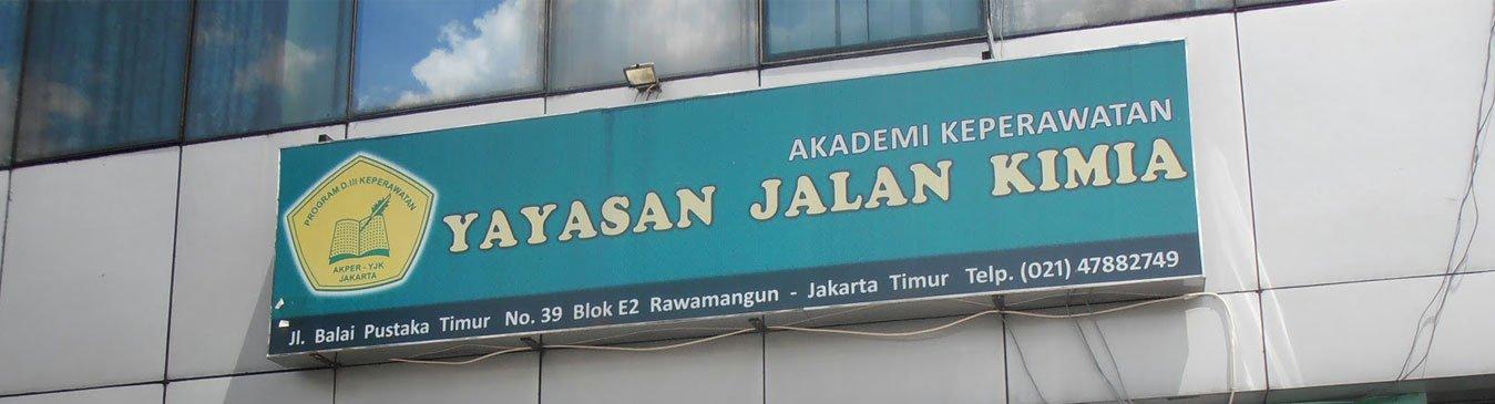 Akademi Keperawatan Yayasan Jalan Kimia