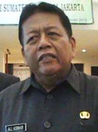 Dr. H. Ali Asmar, MPd