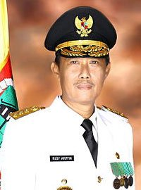 Drs. H. Rudy Ariffin, MBA