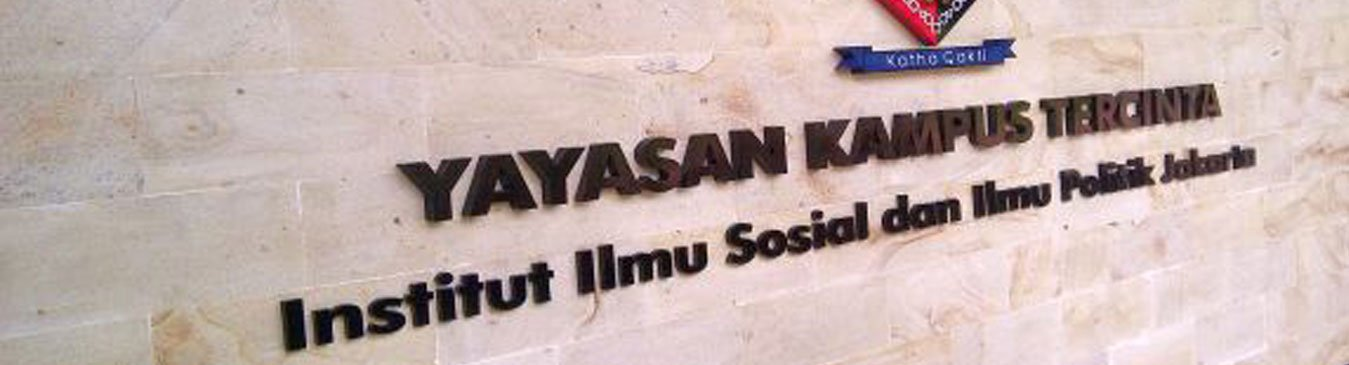 Institut Ilmu Sosial Dan Ilmu Politik Jakarta