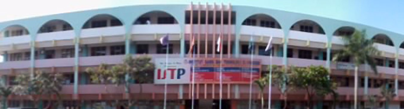 Institut Sains Dan Teknologi Td Pardede