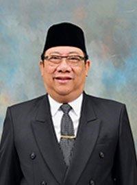 Dr. H. Irianto MS Syafiuddin