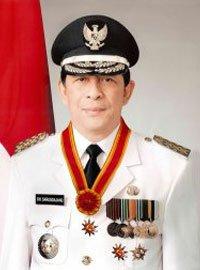 Dr. Drs. Sinyo Harry Sarundajang