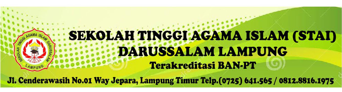 STAI Darussalam Lampung