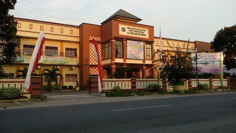 STAI Syekh H. Abdul Halim Hasan Al-Islahiyah Binjai, Sumatera Utara