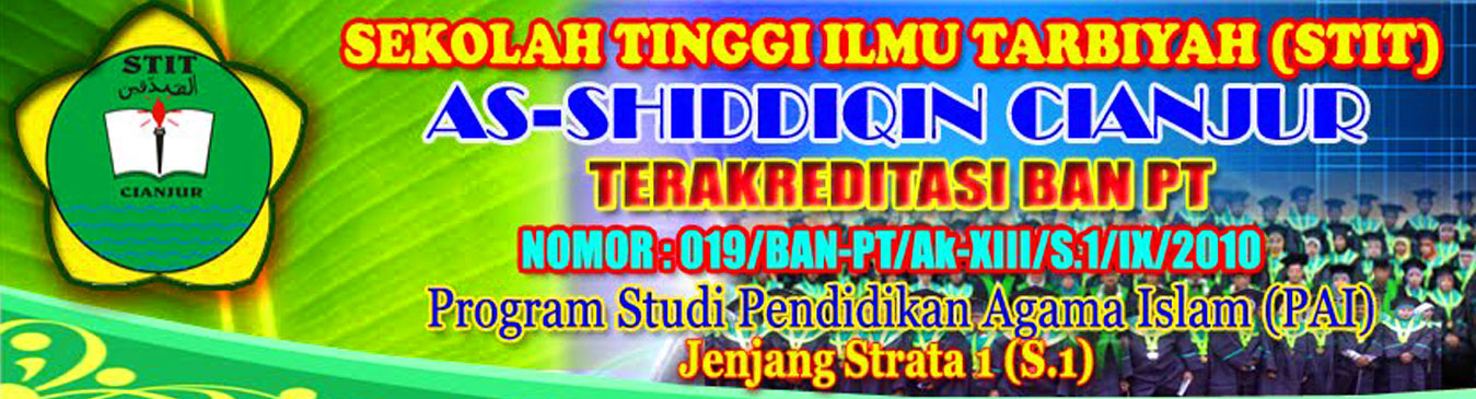 STIT As-Shiddiqin Cianjur
