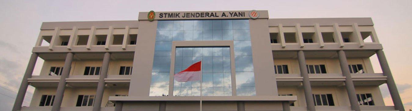 STMIK Jenderal Achmad Yani