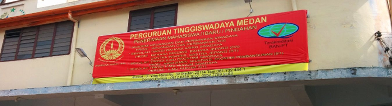 Sekolah Tinggi Bahasa Asing Swadaya Medan