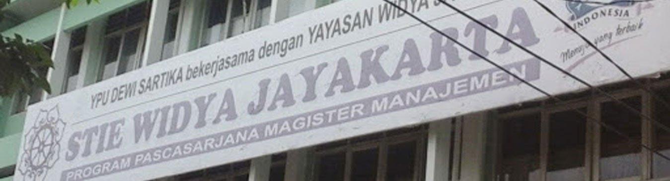 Sekolah Tinggi Ilmu Ekonomi Widya Jayakarta