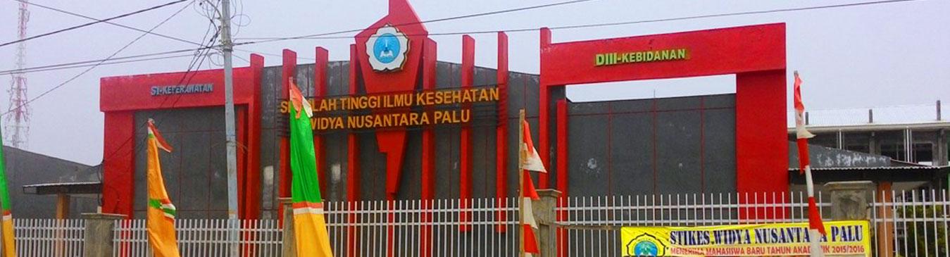 Sekolah Tinggi Ilmu Kesehatan Widya Nusantara Palu