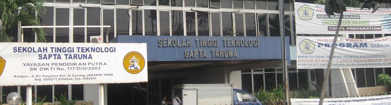 Sekolah Tinggi Teknologi Sapta Taruna