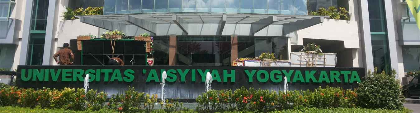 Universitas Aisyiyah Yogyakarta (Unisa)