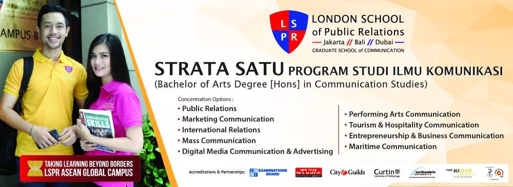 Sekolah Tinggi Ilmu Komunikasi LSPR