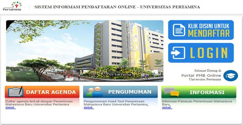 Pendaftaran Gelombang Ii Universitas Pertamina Segera Dibuka Informasi Pendaftaran Mahasiswa