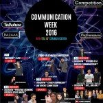 Communication Week 2016 – NEW ERA OF COMMUNICATION