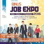 Binus Job Expo 2016
