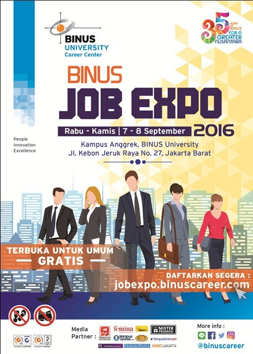 Binus-Job-Expo-2016