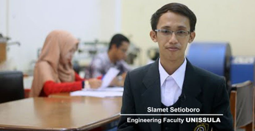 Slamet Setiboro – Kiat Sukses Tembus Program Double Degree