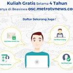 Beasiswa Online OSC Dibuka!
