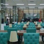 Perpustakaan di President University, Bikin Mahasiswa Betah Berlama-lama di dalamnya
