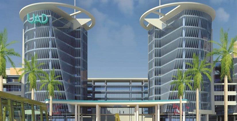 UAD Mulai Pembangunan Kampus IV