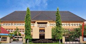 Pendaftaran Mahasiswa Baru UST Yogyakarta Tahun 2017!