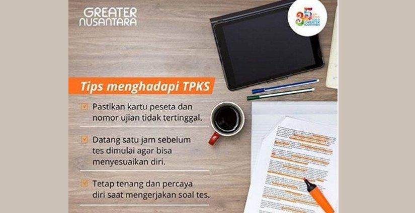 Tips Sukses Hadapi TPKS Binus University