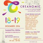 Creanomic 2016 – Universitas Brawijaya