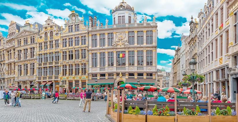 Studi ke Belgia Gratis