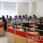 TPKS Binus Diikuti Ratusan Siswa SMA