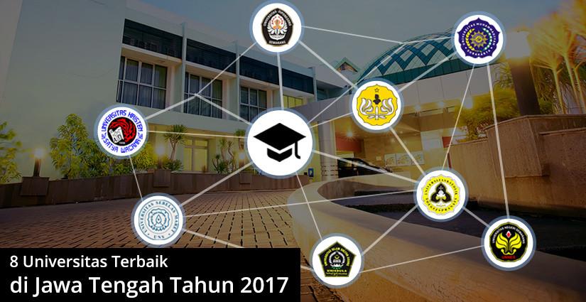 8 Universitas Terbaik di Jawa Tengah Tahun 2017