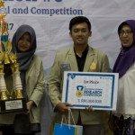 Sisik Gurami Antar Mahasiswa UGM Raih Penghargaan Tingkat ASEAN