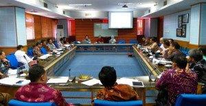 Unhas Jadi Tuan Rumah Rakor PTN-BH se-Indonesia