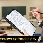 Yuk Daftar Beasiswa DataPrint 2017!