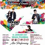 "CHEMICAL SOUNDSATION 2017 ""Explosion of Dream"""
