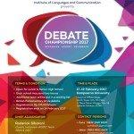Sampoerna University Debate Championship 2017