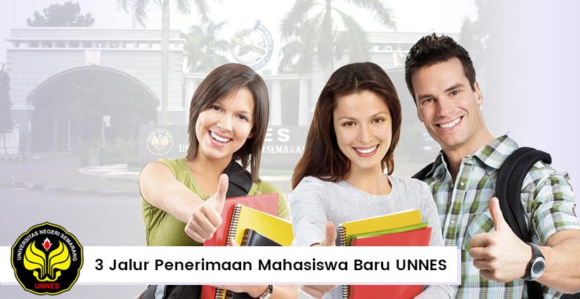 3 Jalur Penerimaan Mahasiswa Baru UNNES, Ini Jadwalnya!