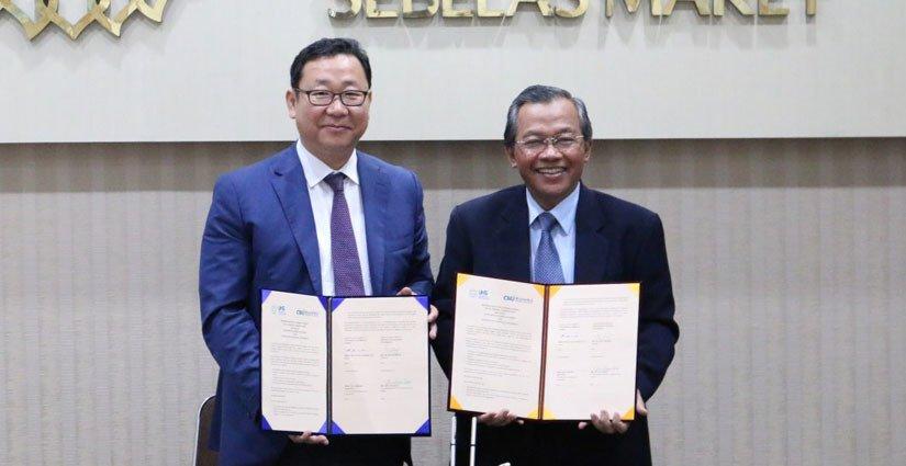 Gandeng Chungnam National University, UNS Kembangkan Riset