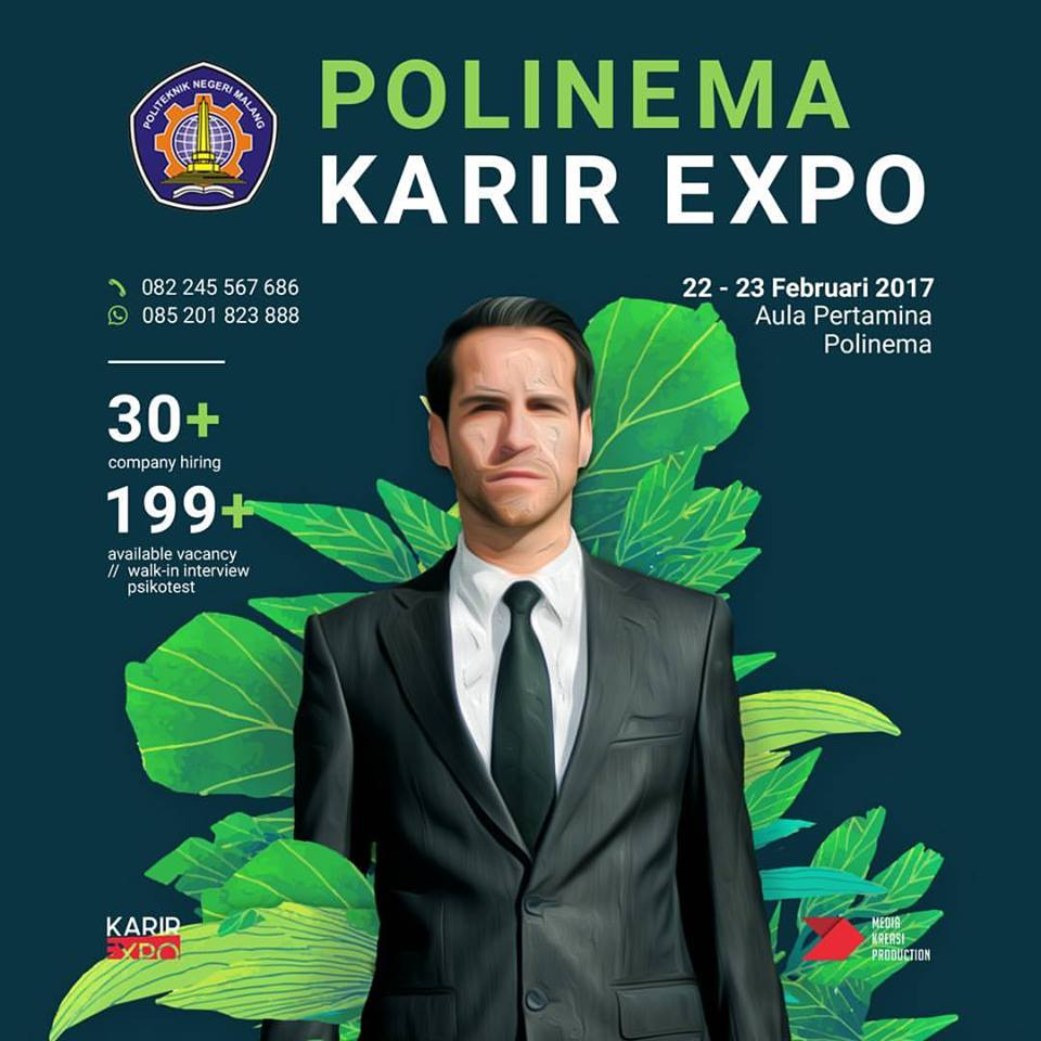 Polinema-Karir-Expo-2017