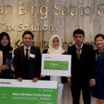 Mahasiswa UGM Raih Juara di Deloitte Tax Challenge 2017