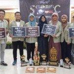 Tim UGM Borong Juara Kompetisi Kesehatan Nasional