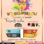 "ECLIPSE 2017 ""Euphoria Of Collaborated Artistic Performance and Sport Event"""