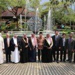 Para Delegasi Arab Saudi Kunjungi Kampus UI Depok