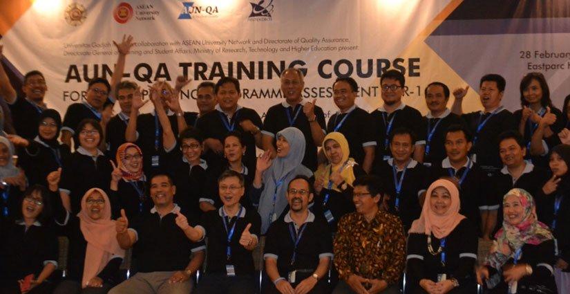 Tingkatkan-Mutu,-18-PT-Ikuti-Pelatihan-Pendidikan-Lewat-Akreditasi-AUN-QA