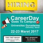 CareerDay Goes to Campus – Universitas Gunadarma