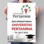 UM Universitas Pertamina Gelombang Pertama Diadakan di Sembilan Kota!
